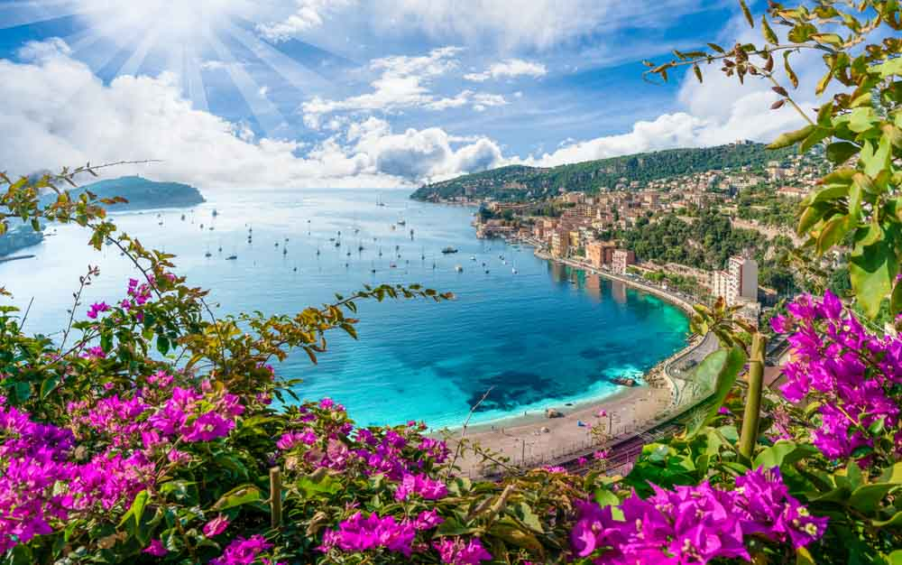 Villefranche sur Mer is a place to see in 3 days