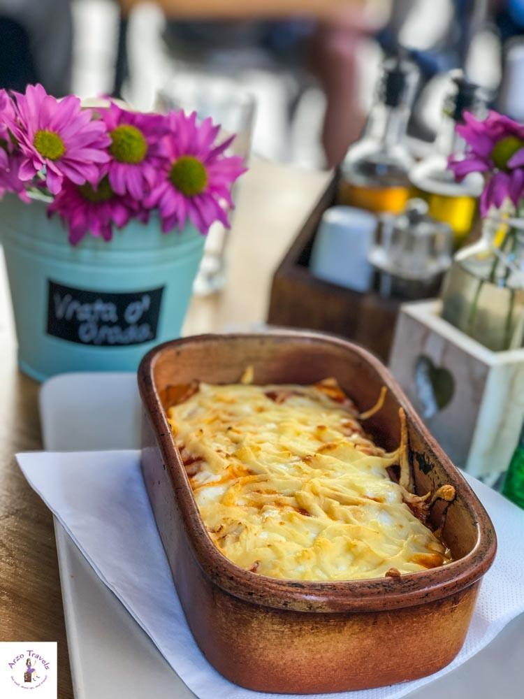 Where to eat in Trogir, Split