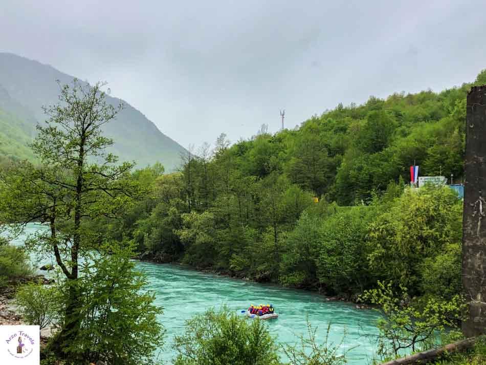 Whitewater rafting in Bosnia-Herzegovina, Rakitnica Canyon
