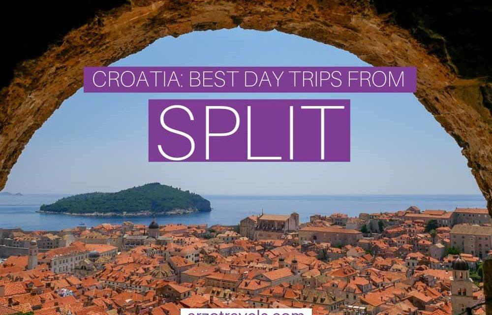 Best Day Trips From Split, Croatia – Beautiful Places Near Split