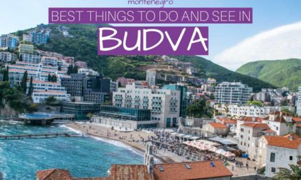 Best Things to do In Budva in One Day – An Itinerary