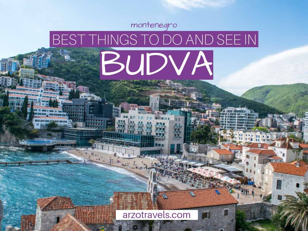 Best Things to do in Budva in One Day