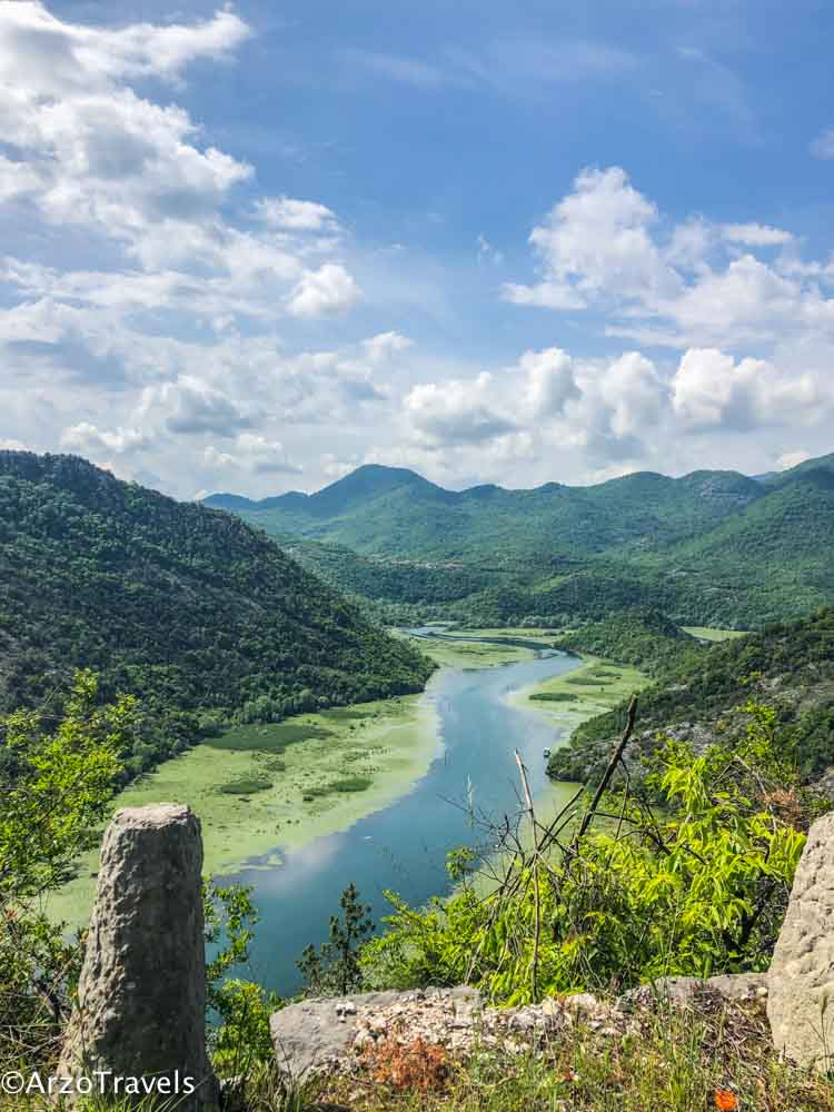 Lake Skadar in Montenegro is a must for any Montenegro itinerary