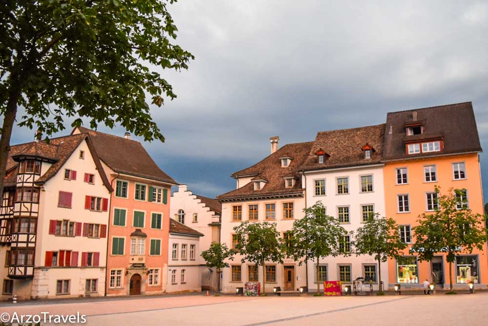 Things to do in Schaffhausen, Arzo Travels