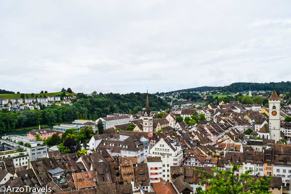 Things to do in Schaffhausen in one day, Arzo Travels