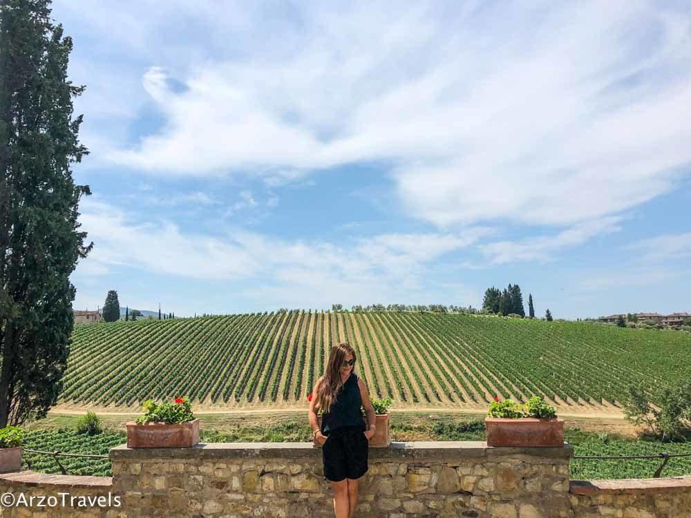 Ruffiio Relais Tuscany estate with Arzo Travels