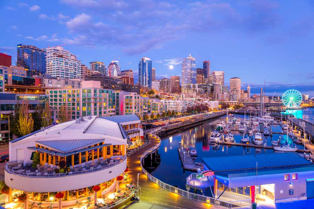 Downtown Seattle, Pier 66 is one of the best places to visit in 3 days