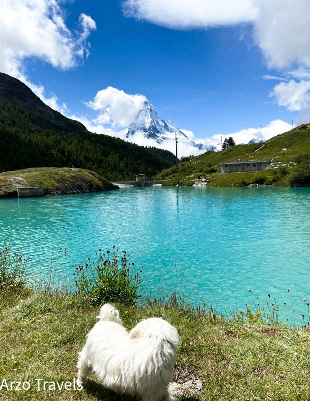 5 Lake Hike in Zermatt with Arzo Travels