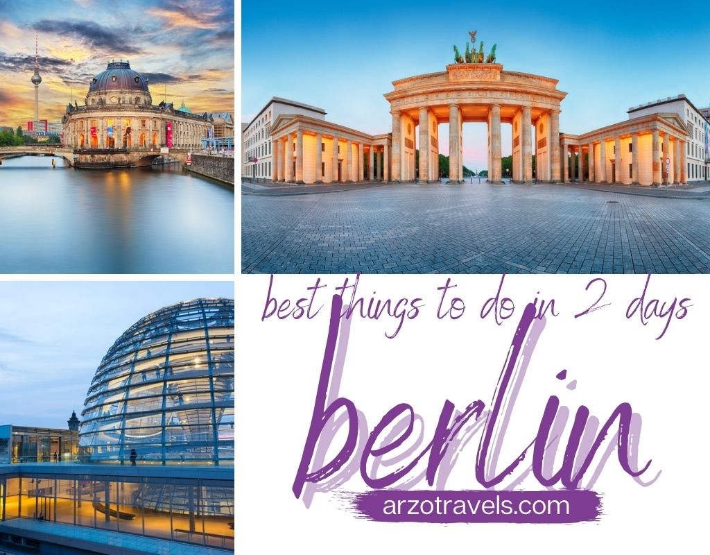 Best things to do in Berlin in 2 days, itinerary