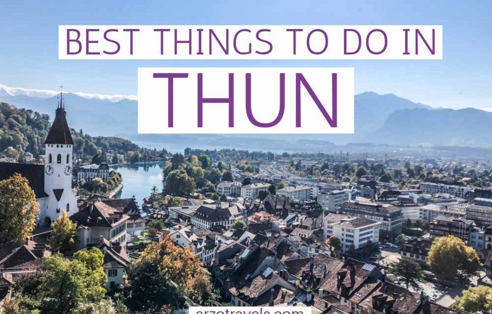 Best Things to Do in Thun, Switzerland