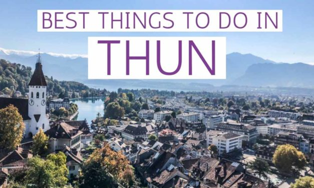 Best Things to Do in Thun, Switzerland