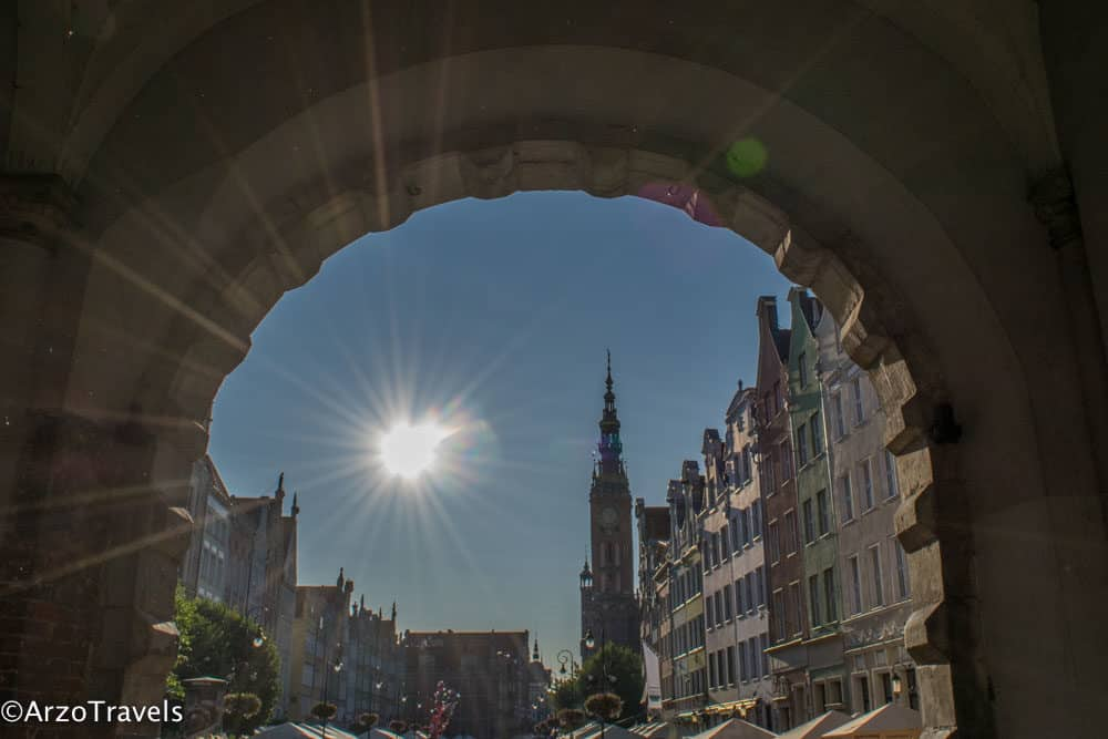Green Gate in Gdansk is a must on any Gdansk itinerary