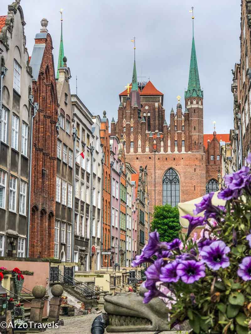 Must-see in Gdansk, street