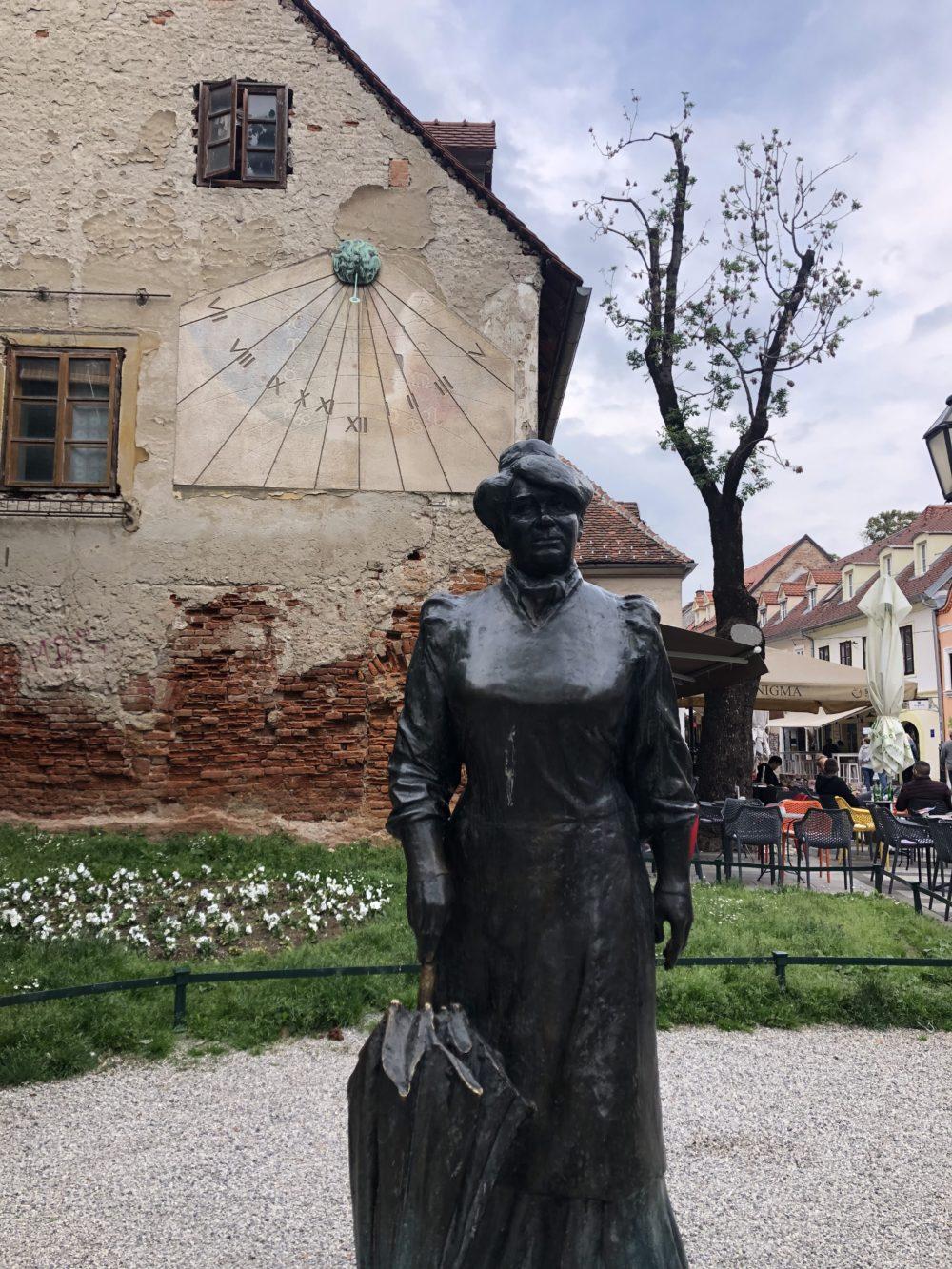 Zagreb attraction in Croatia