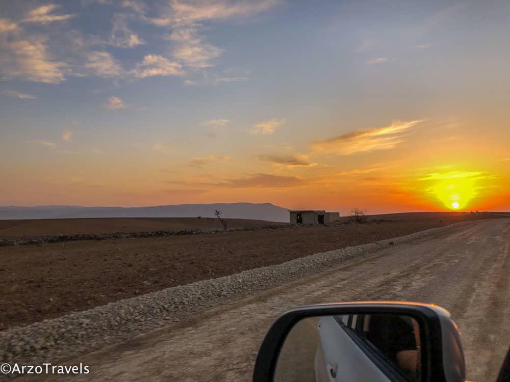 Joran road trip