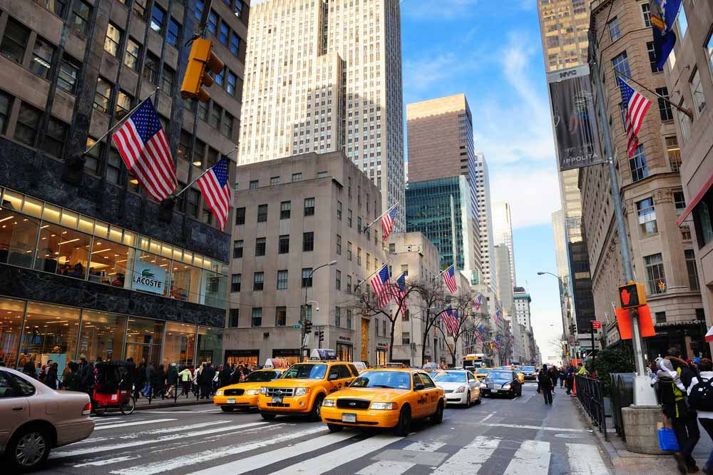 Fifth Avenue is a must go on any 4-day New York itinerary