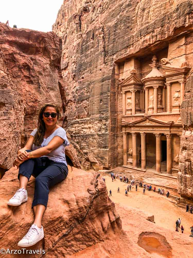 Petra, Treasury_