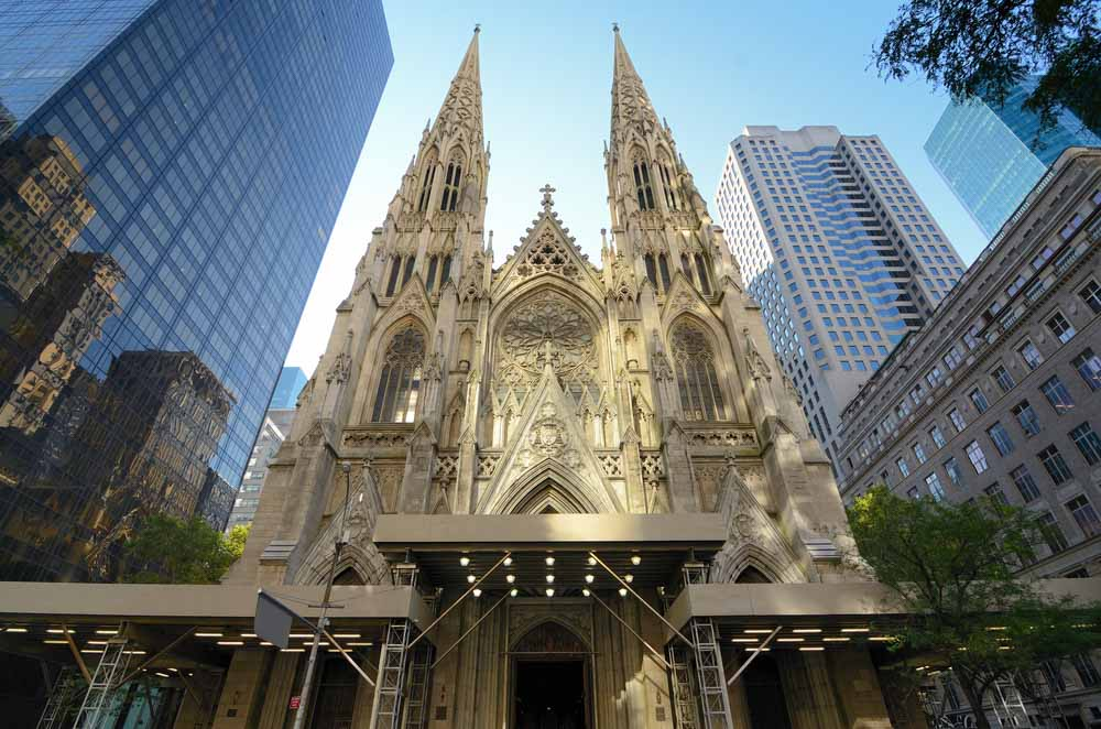 St. Patrick's Cathedral beautiful place in NY
