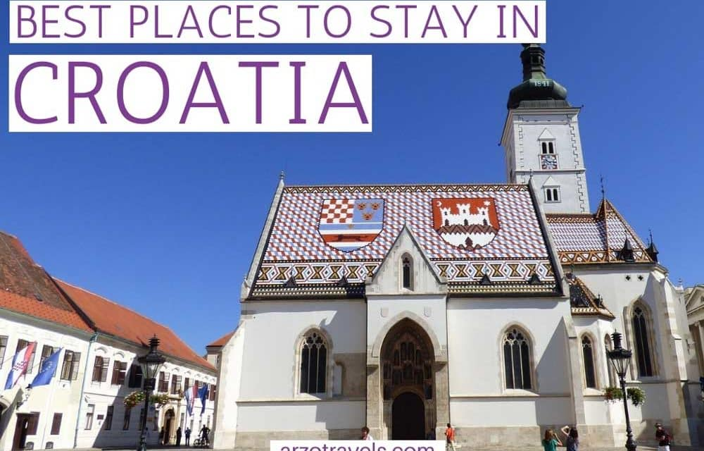 Best Places to Stay in Croatia for All Budgets