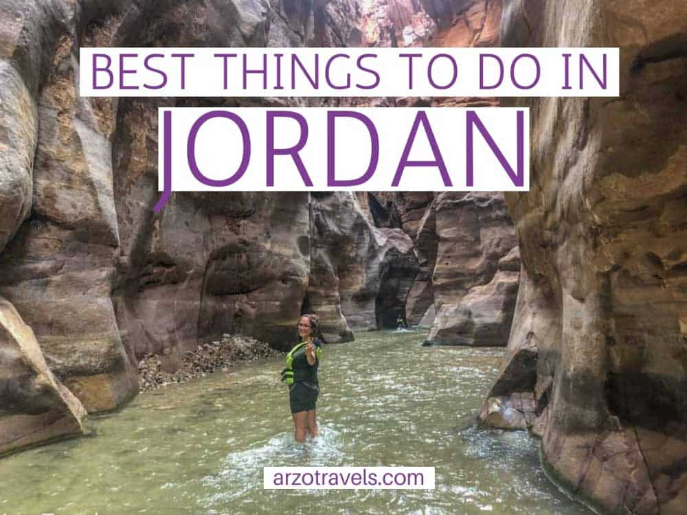 Best Things to do in Jordan