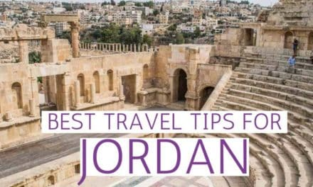 Jordan Travel Tips
