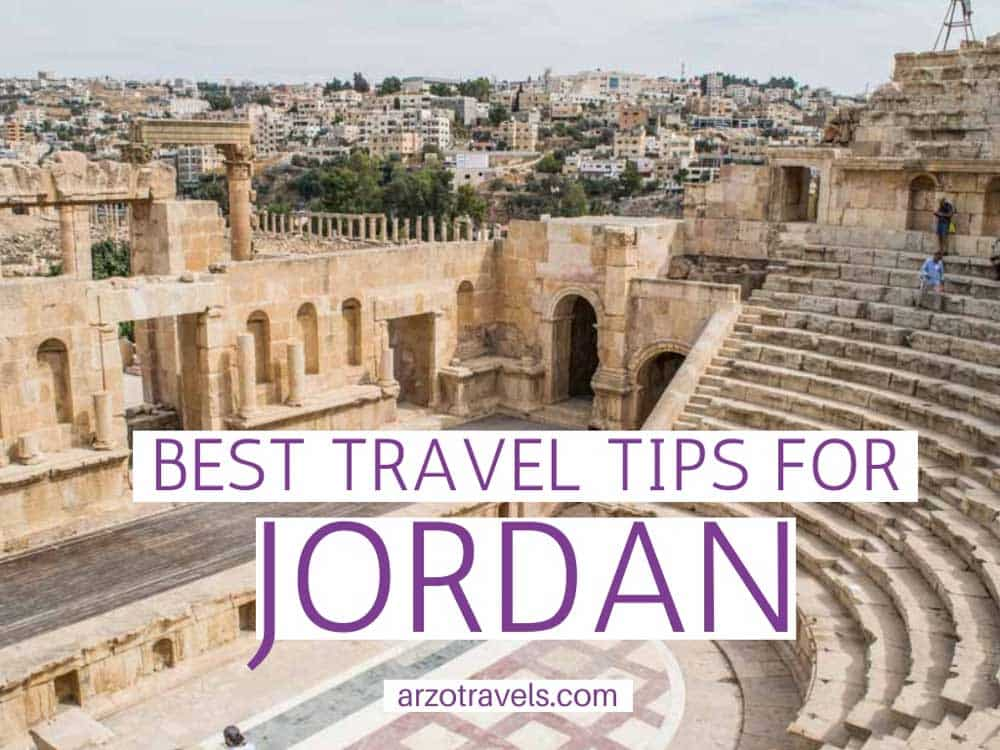 best travel tips for Jordan