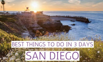 3-Day San Diego Itinerary