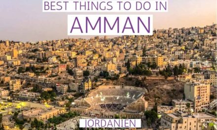 Things to do in Amman in 2 Days