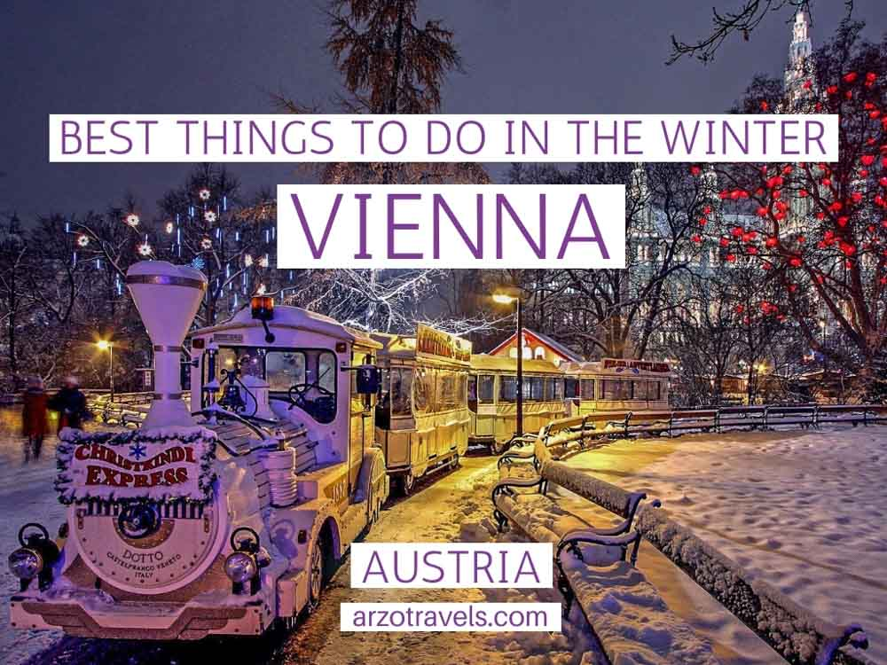 Best things to do in Vienna in the winter, Austria