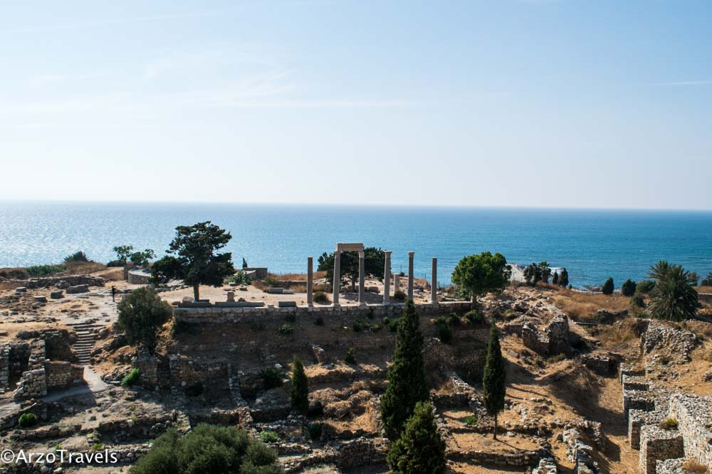 Byblos views
