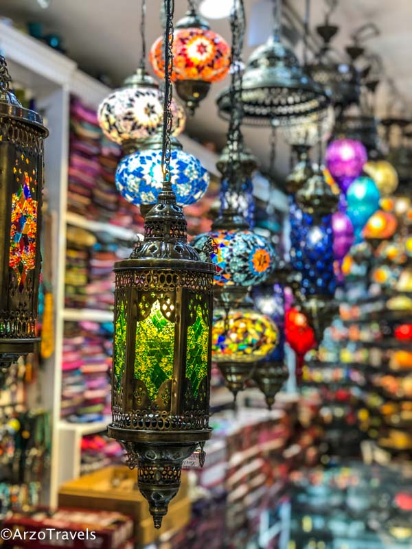 Grand Bazaar in Istanbul is one of the best places to visit in 2 days