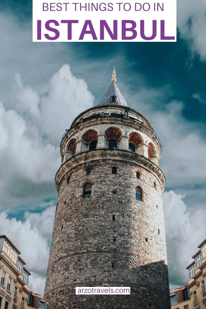 Gelata Tower, Istanbul in 2 days, ARZO TRAVELS
