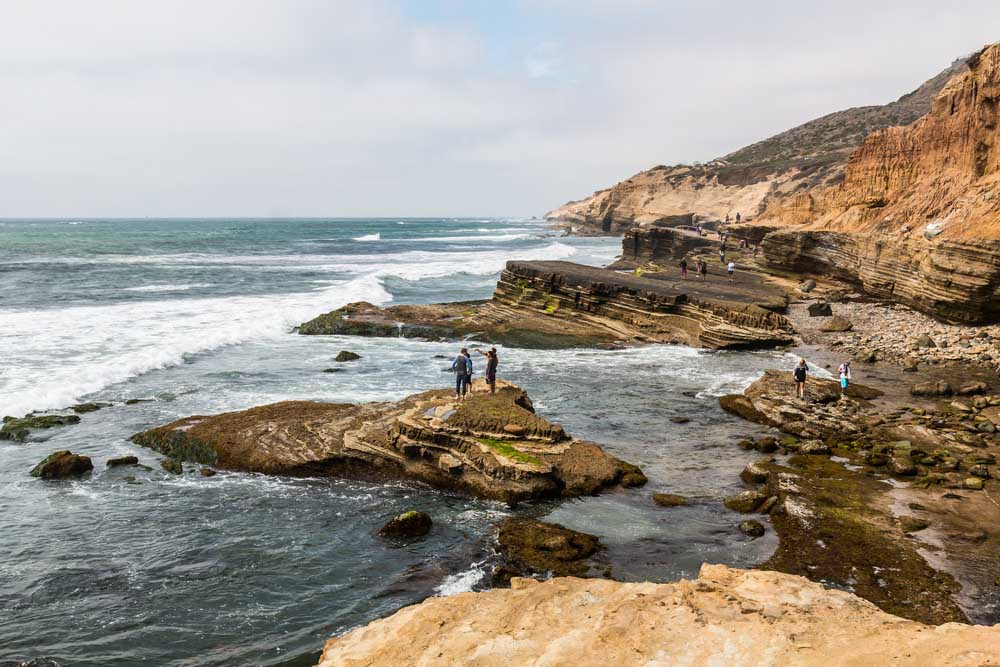 POINT LOMA, CALIFORNIA is one of the best places to add to your 2-day San Diego itinerary