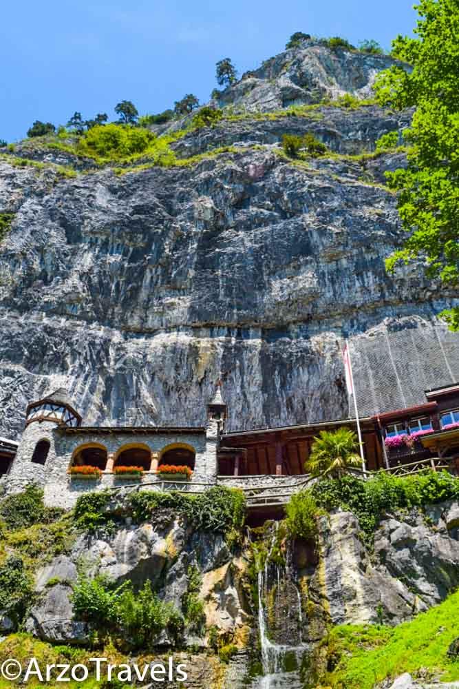 St. Beatus Höhle in Interlaken