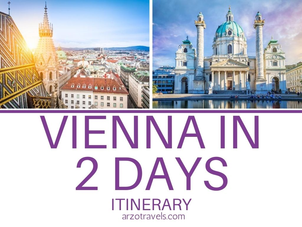 Things to do in 2 Days in Vienna