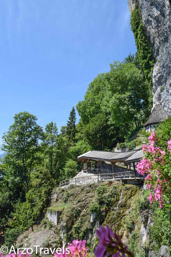 What to do at St Beatus Caves in Switzerland