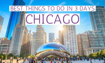 3-Day Chicago Itinerary