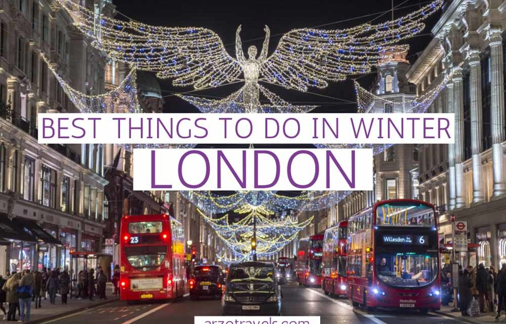 Best Things to Do in London in Winter