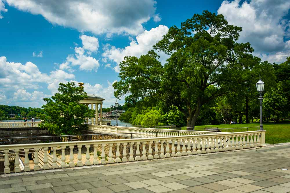 Fairmount Park, in Philadelphia, Pennsylvania must see in 3 days