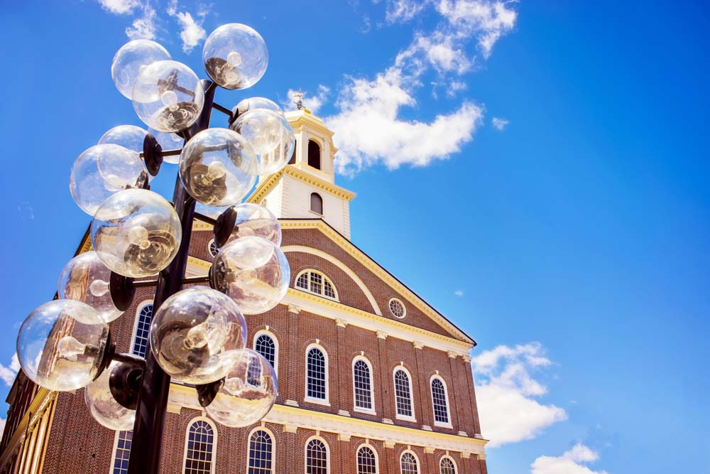Faneuil Hall Marketplace a must on a 3-day Boston itinerary