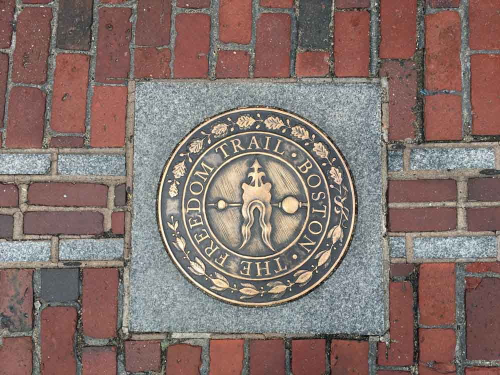 Freedom Trail in Boston is a must in 3 days
