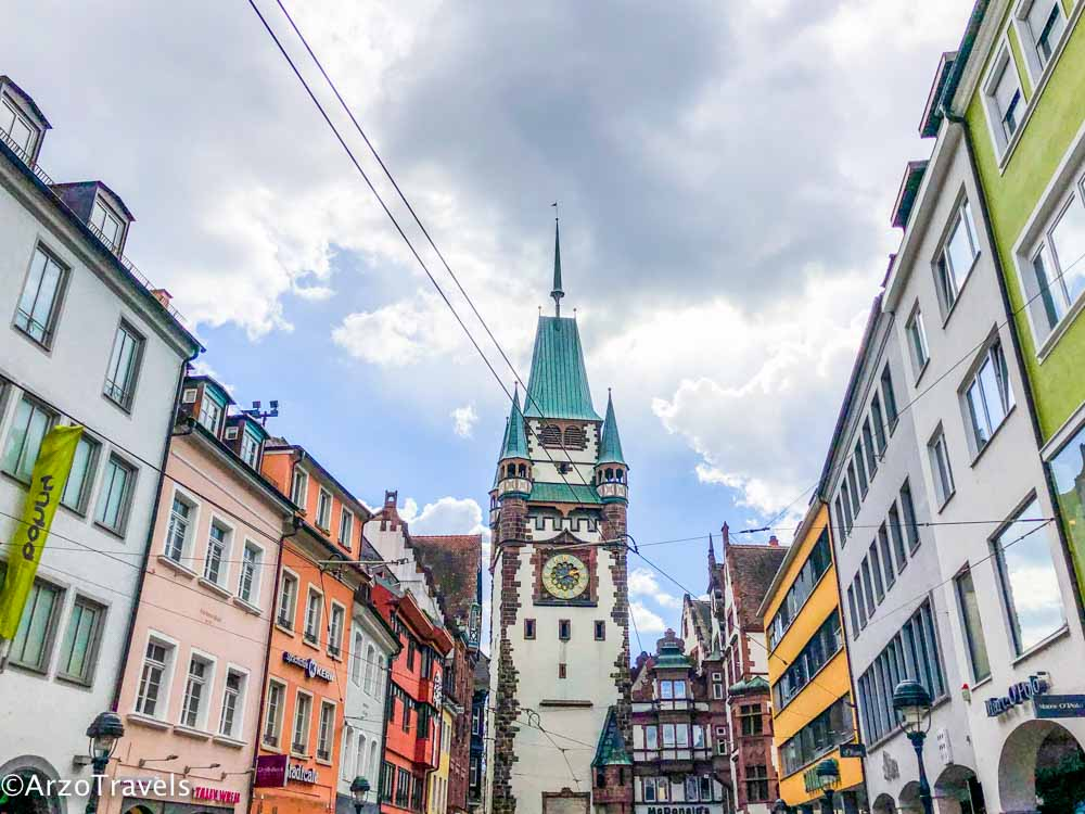 Freiburg tour from Strasbourg
