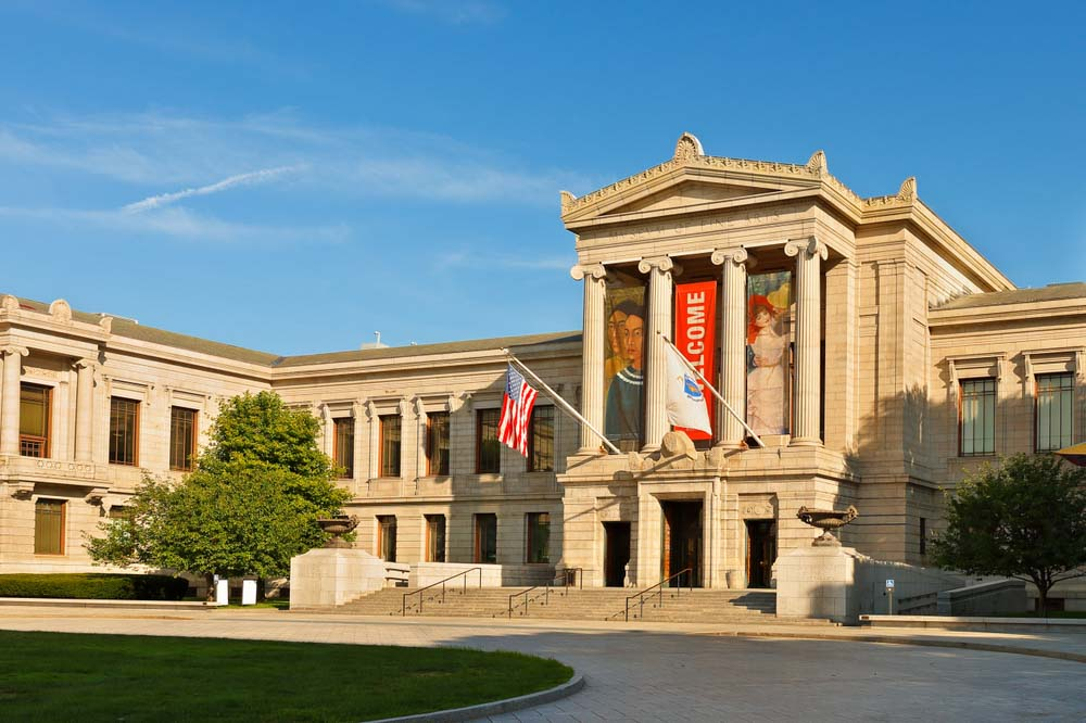 Museum of Fine Arts Boston is a top in 3 days in Boston