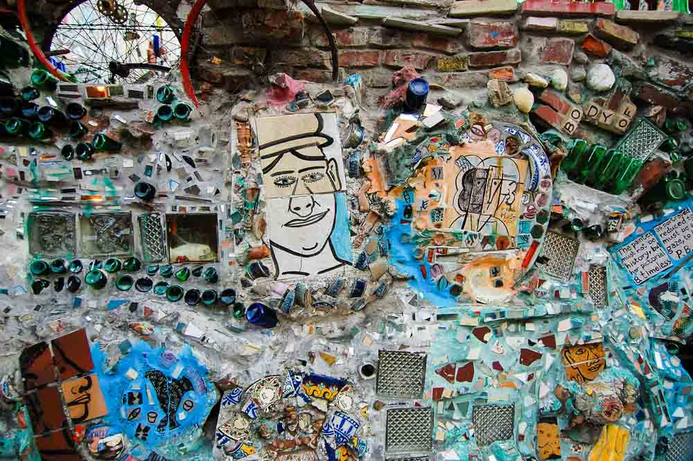 Philadelphia´s Magic Gardens