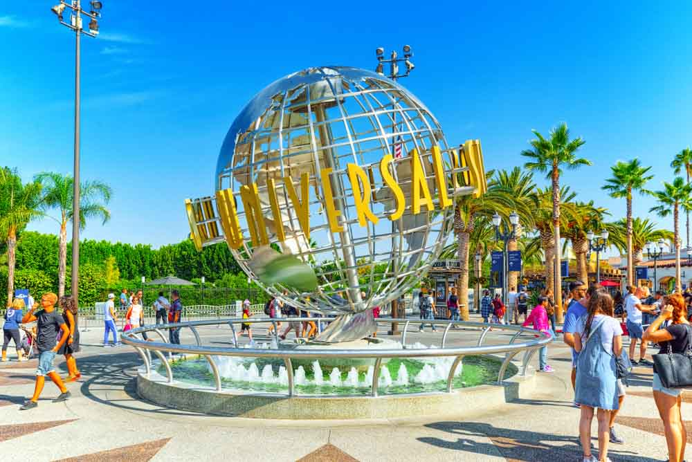 Universal Studios in Hollywood a must see in 3 days in LA
