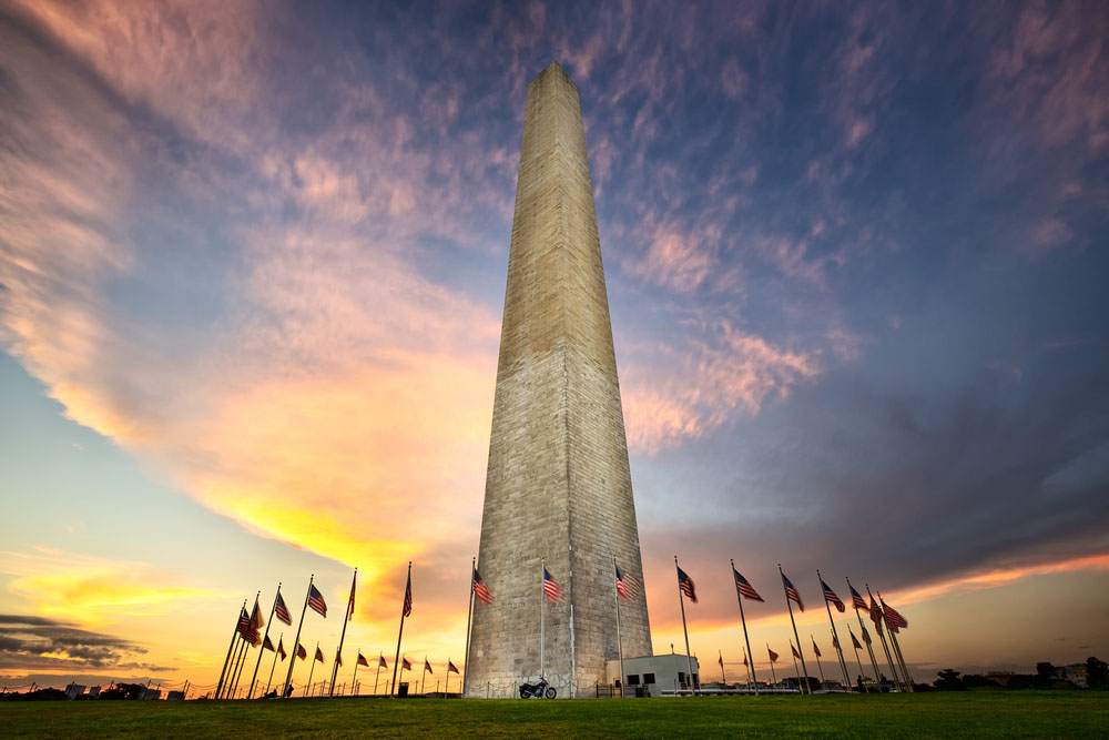 Washington Monument Washington DC a must see in 3 days