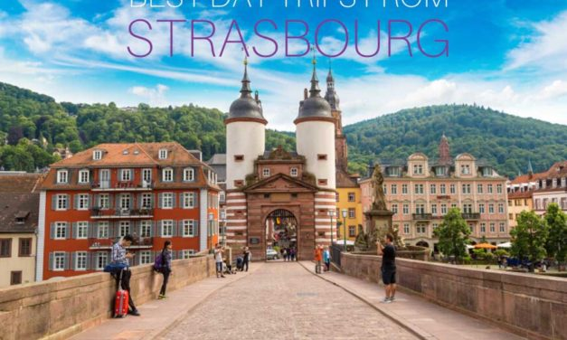 Best Day Trips From Strasbourg – France