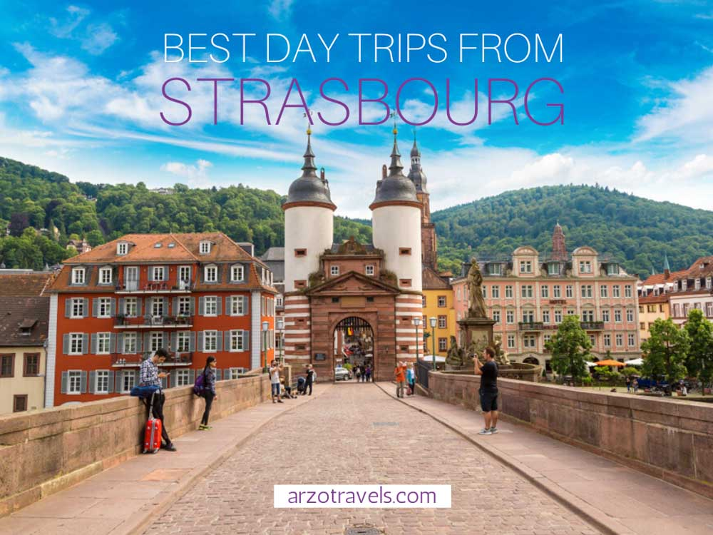 Best Day Trips From Strasbourg
