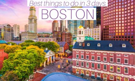 Best Things to do in Boston in 3 Days