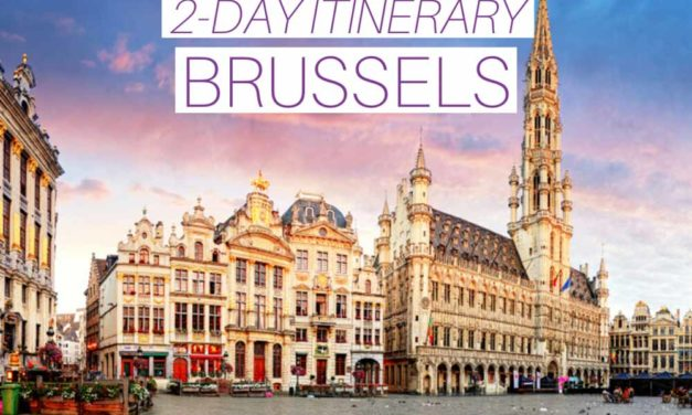 2-Day Brussels Itinerary